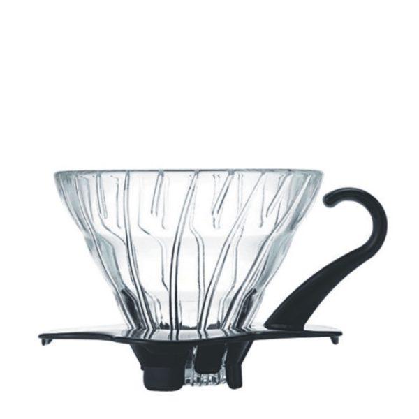 Glass Coffee Dripper V60 01